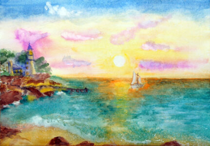 On the Sea Jigsaw Puzzle
