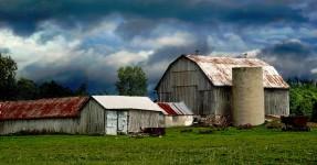 Ontario Barn