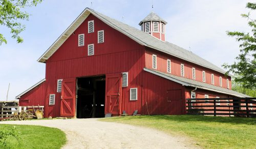 Open Barn Jigsaw Puzzle