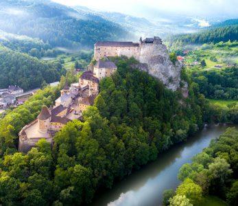 Orava Castle Jigsaw Puzzle