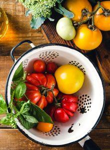 Organic Tomatoes Jigsaw Puzzle