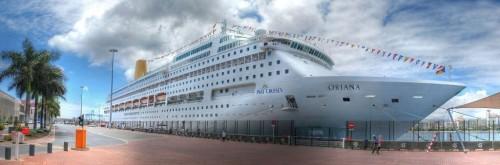 Oriana Cruise Ship Jigsaw Puzzle