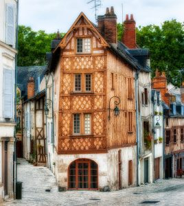 Orleans House Jigsaw Puzzle