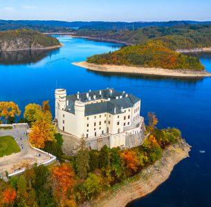 Orlik Castle Jigsaw Puzzle