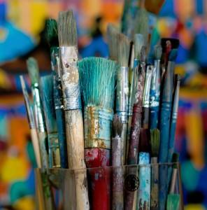 Paint Brushes Jigsaw Puzzle