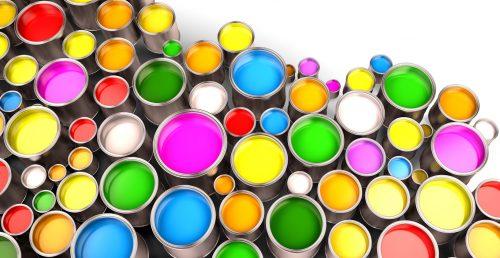 Paint Buckets Jigsaw Puzzle