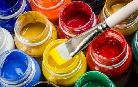 Paint Jars Jigsaw Puzzle