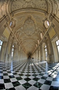 Palace Of Venaria Jigsaw Puzzle