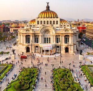 Palacio de Bellas Artes Jigsaw Puzzle
