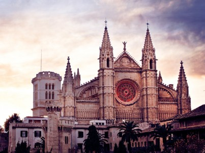 Palma Cathedral Jigsaw Puzzle