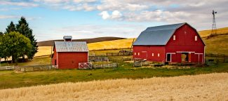 Palouse Farm