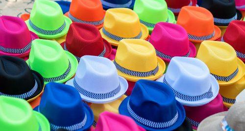 Panama Hats Jigsaw Puzzle