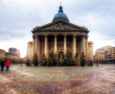 Paris Pantheon Jigsaw Puzzle