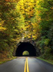 Parkway Tunnel Jigsaw Puzzle