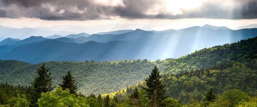 Parkway View Jigsaw Puzzle