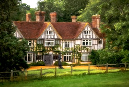 Pashley Manor Jigsaw Puzzle