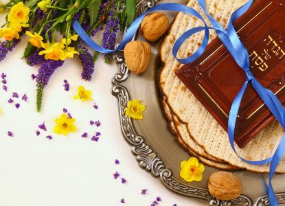 Passover Celebration Jigsaw Puzzle