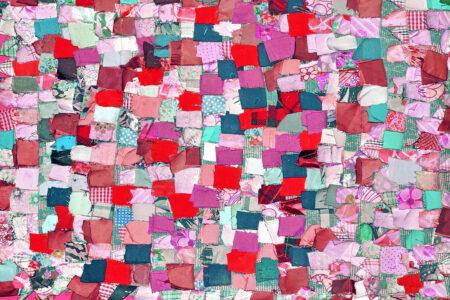 Patch Quilt Jigsaw Puzzle