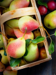 Pear Basket Jigsaw Puzzle