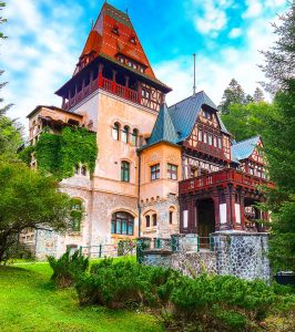 Pelisor Castle Jigsaw Puzzle