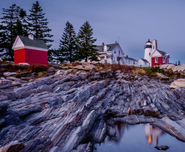Pemaquid Point Lighthouse Jigsaw Puzzle