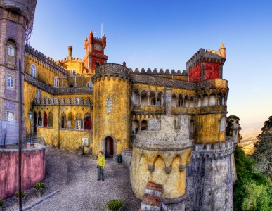 Pena National Palace Jigsaw Puzzle