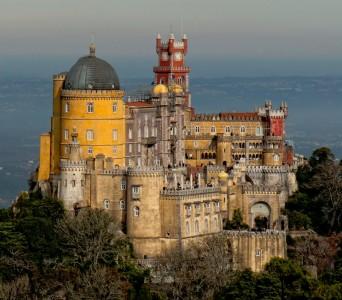 Pena Palace Jigsaw Puzzle