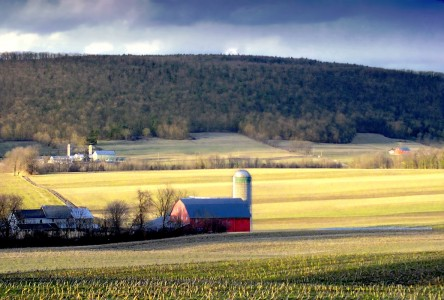 Pennsylvania Farm Jigsaw Puzzle