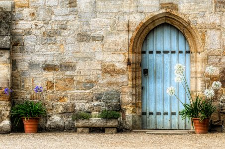 Penshurst Side Door Jigsaw Puzzle