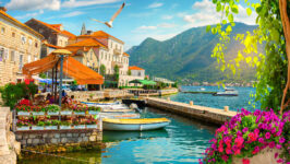 Perast Waterfront