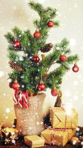 Petite Christmas Tree Jigsaw Puzzle