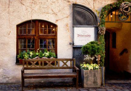 Pfistermühle Restaurant Jigsaw Puzzle