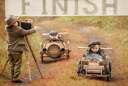 Photo Finish Jigsaw Puzzle
