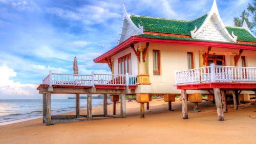 Phuket Beach House Jigsaw Puzzle