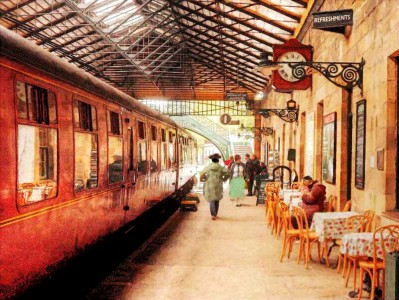 Pickering Station Jigsaw Puzzle