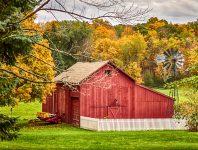 Picket Fence Barn