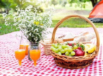 Picnic Breakfast Jigsaw Puzzle