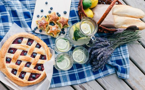 Picnic Delights Jigsaw Puzzle