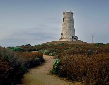 Piedras Blancas Lighthouse Jigsaw Puzzle