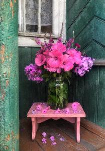 Pink Bouquet Jigsaw Puzzle