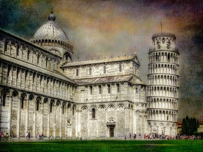 Pisa Jigsaw Puzzle