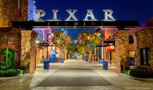Pixar Place Jigsaw Puzzle