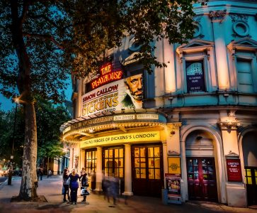 Playhouse Theater Jigsaw Puzzle
