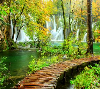 Plitvice Trail Jigsaw Puzzle