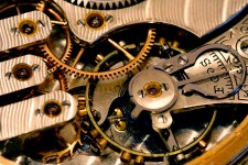Pocket Watch Gears