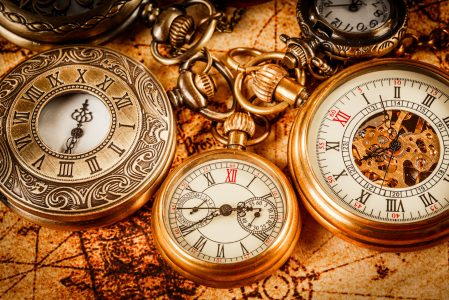 Pocket Watches Jigsaw Puzzle