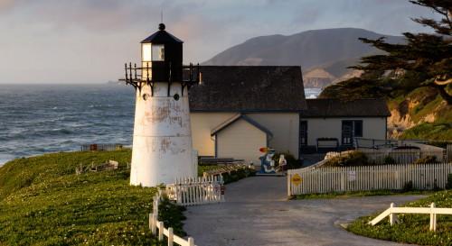 Point Montara Lighthouse Jigsaw Puzzle