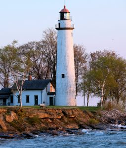 Pointe aux Barques Lighthouse Jigsaw Puzzle