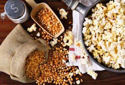 Popcorn Time Jigsaw Puzzle