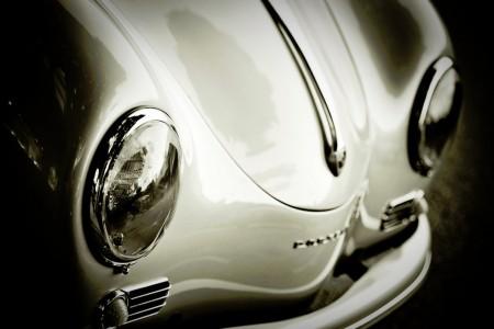 Porsche Speedster Jigsaw Puzzle